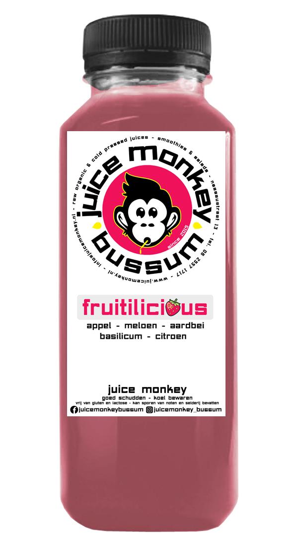 Fruitilicious L - Inhoud 500ml
