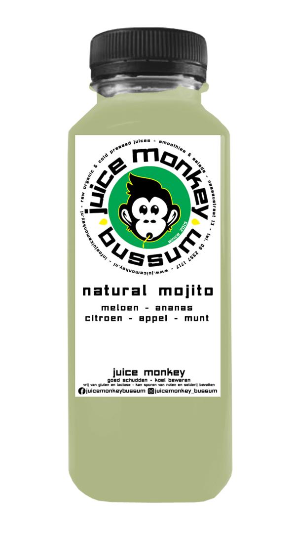 Natural Mojito S - Inhoud 260ml